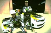 Ken Block on Top Gear