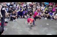 Kid vs Adult Breakdancing