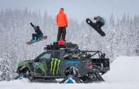 RaptorTrax Shred Fest with Ken Block