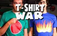 T-Shirt Stop Motion