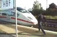 Train surfng?