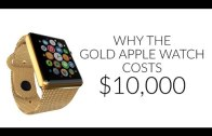 The Gold Apple Watch