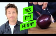 Funny Jamie Oliver parody