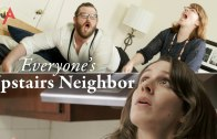 Upstairs Neighbors Parody