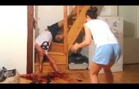 Dead boyfriend prank