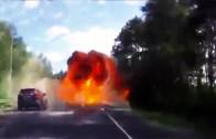 Car Crash compilation June 2015