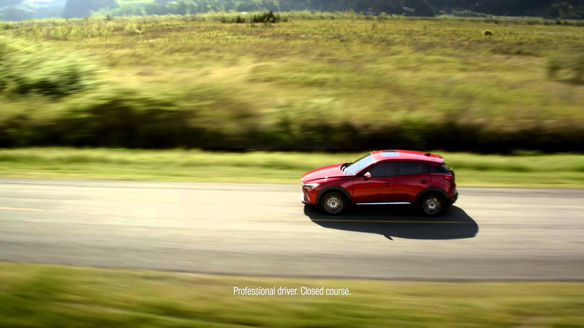 Mazda CX-3 commercial