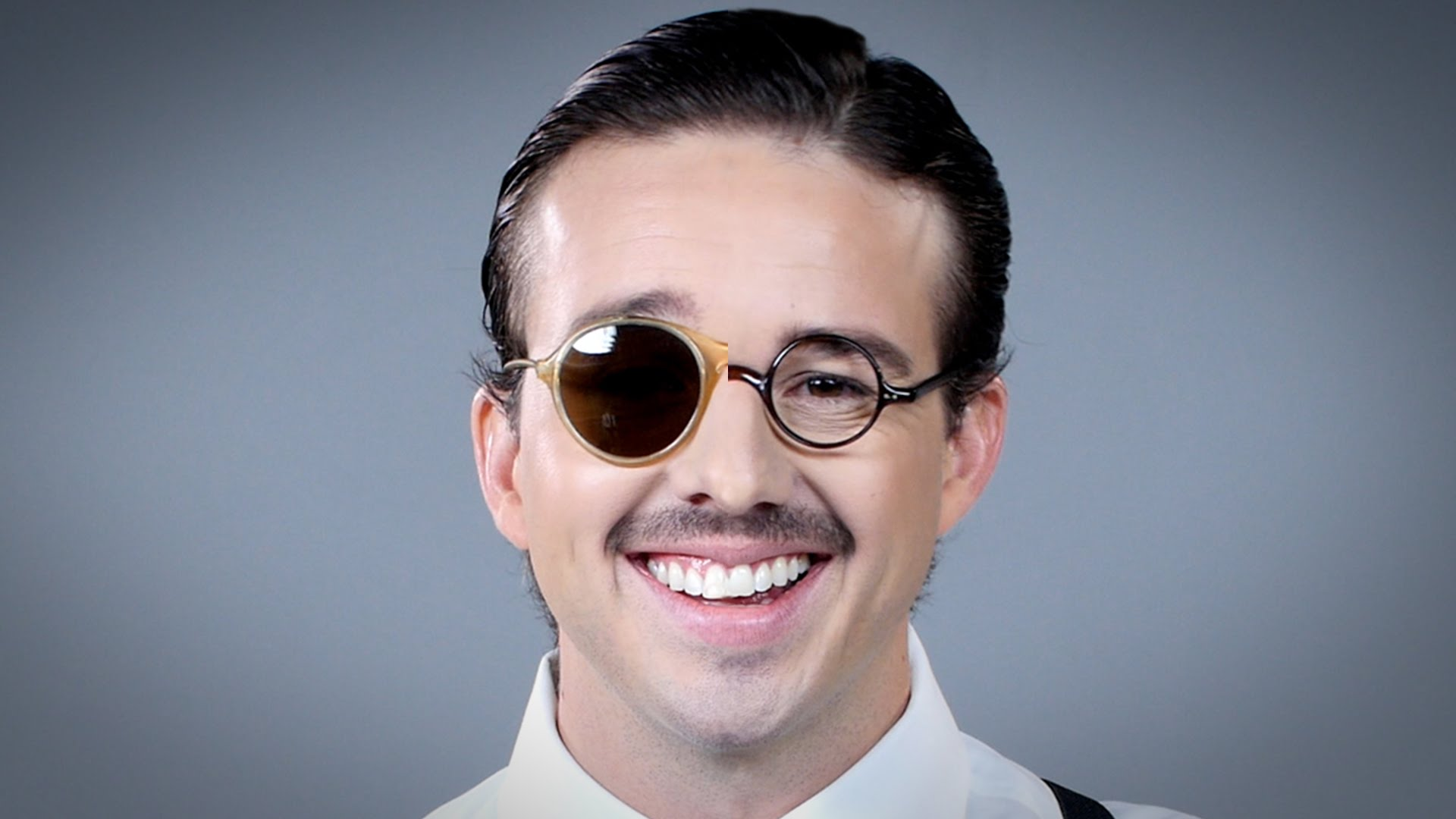 Men's eyewear evolution