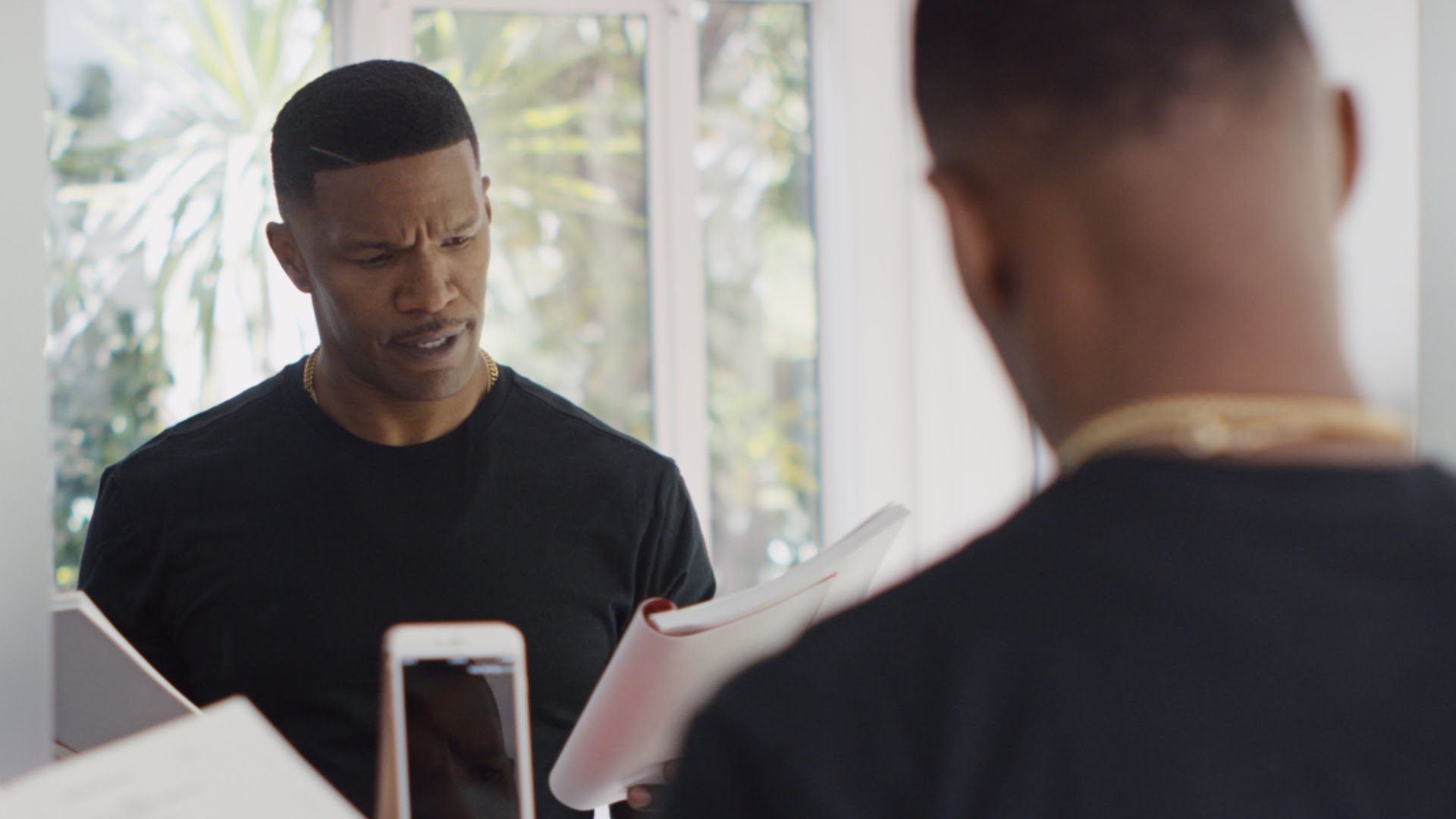Hey Siri iPhone commercial