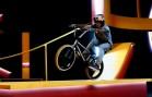 Stunning BMX tricks