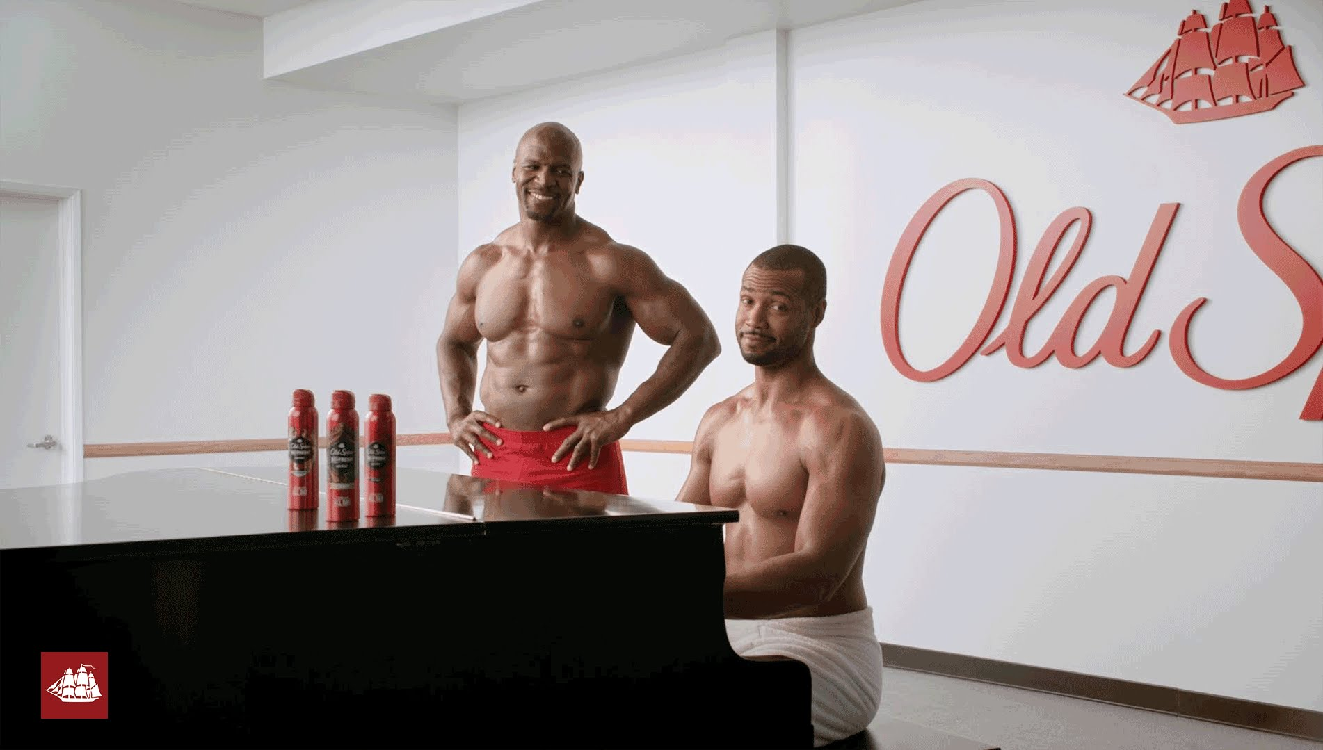Truce – the latest Old Spice commercial