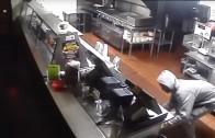 Taco restaurant burglary