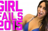 Funniest girl fails of 2015