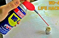 Simple WD-40 Life hacks