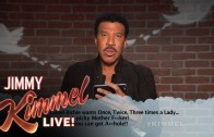 Celebrities reading mean tweets