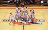 Heart melting cheerleading dance