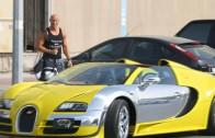Bugatti Uber surprise