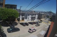 Attempted armed robbery in San Francisco