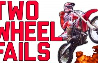 Best fails on two wheels