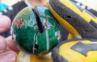 Ever wondered what's inside Chinese Medicine Balls?