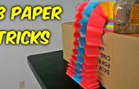 8 cool paper tricks