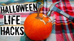 Awesome Halloween Lifehacks