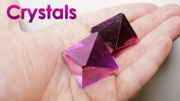 Grow your own crystal at home