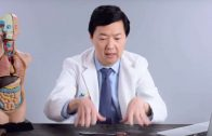 Doctor Ken Jeong answers funny questions
