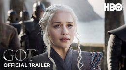 GOT Season 7 trailer