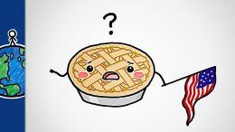 The origins of Apple Pie