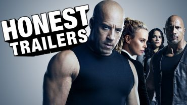 Fate of the Furious honest trailer