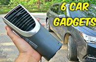 New car gadgets put to the test
