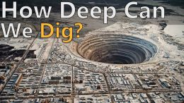 The deepest hole we can dig
