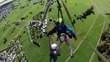 From hang gliding to near death