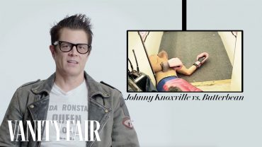 All of Johnny Knoxville's injuries