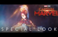Captain Marvel Special Look