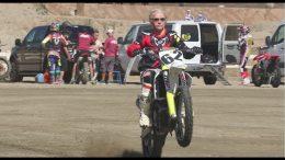 Fake 80yo Dirt Biker fools everyone