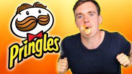Irish people try American Pringles