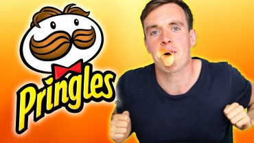 Irish people try American Pringles