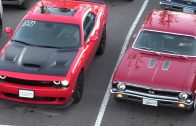 Muscle Cars: Old vs New