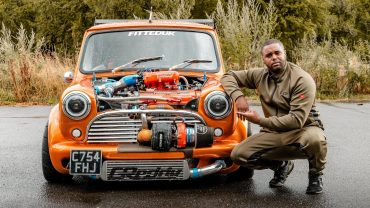 Savage 360BHP Mini