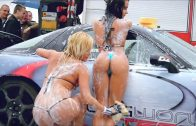 Car Wash Beauties in HD