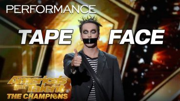 Tape Face is Back!