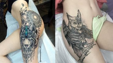 The Best Tattoos 2018