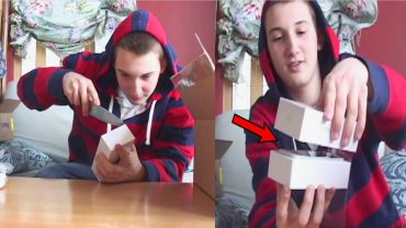 Funny Unboxing Fails