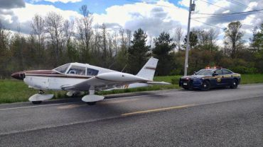 Planes landing on roads 2019