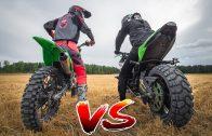 Stretbike VS Dirtbike