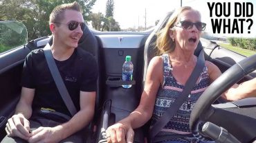 Surprise Turbo'd car for this Mom