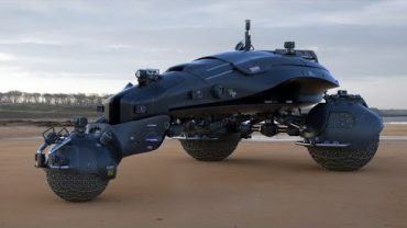 Incredible all terrain vehicles
